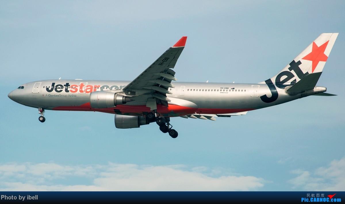 Re:[原创]【SIN樟宜拍机】从ATR到Airbus再到Boeing,包括788,748,更有首都航空! AIRBUS A330-201 VH-EBB 新加坡樟宜机场