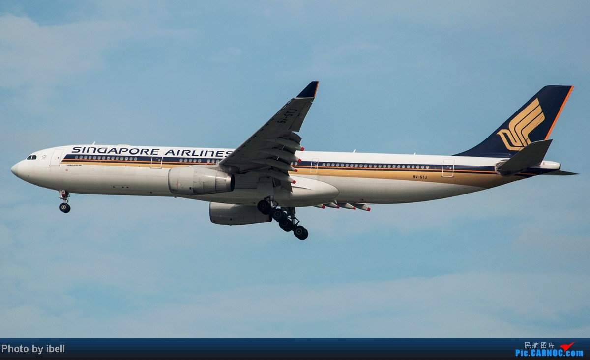Re:[原创]【SIN樟宜拍机】从ATR到Airbus再到Boeing,包括788,748,更有首都航空! AIRBUS A330-343 9V-STJ 新加坡樟宜机场