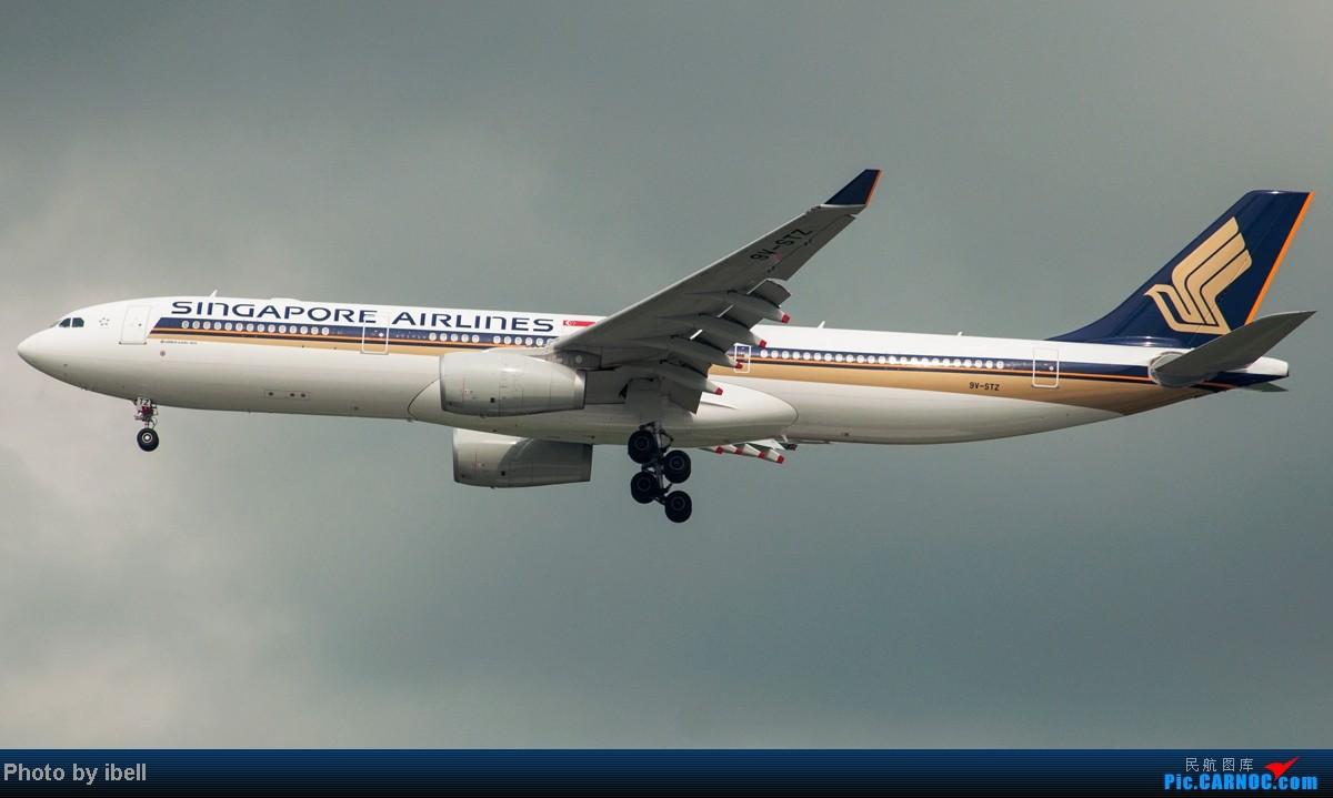 Re:[原创]【SIN樟宜拍机】从ATR到Airbus再到Boeing,包括788,748,更有首都航空! AIRBUS A330-343 9V-STZ 新加坡樟宜机场