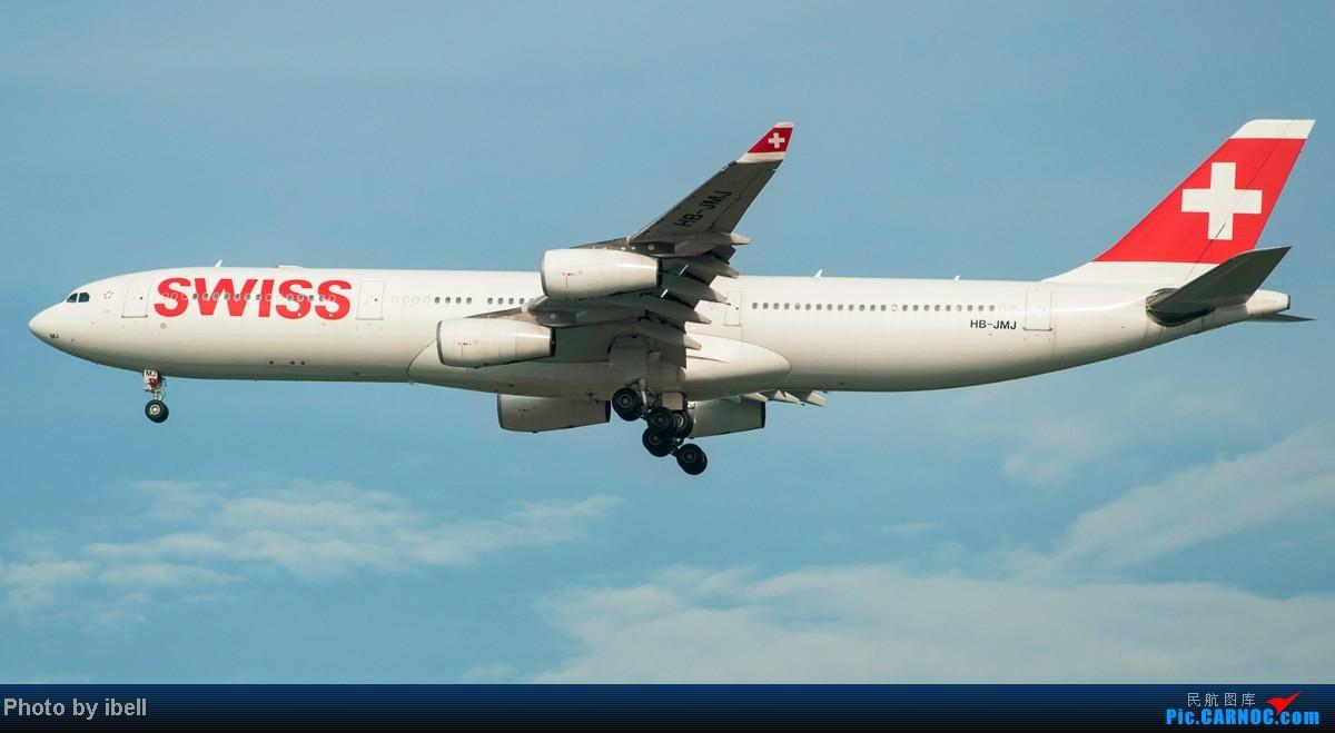 Re:[原创]【SIN樟宜拍机】从ATR到Airbus再到Boeing,包括788,748,更有首都航空! AIRBUS A340-313 HB-JMJ 新加坡樟宜机场