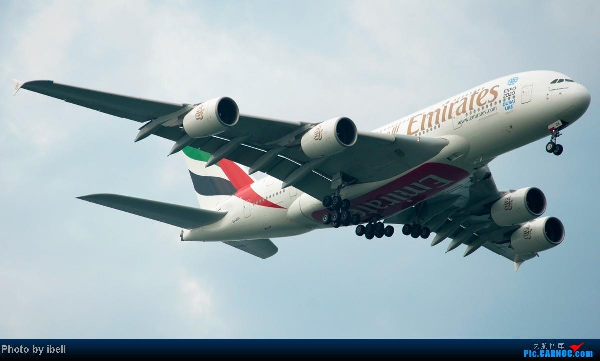 Re:[原创]【SIN樟宜拍机】从ATR到Airbus再到Boeing,包括788,748,更有首都航空! AIRBUS A380-861 A6-EDK 新加坡樟宜机场