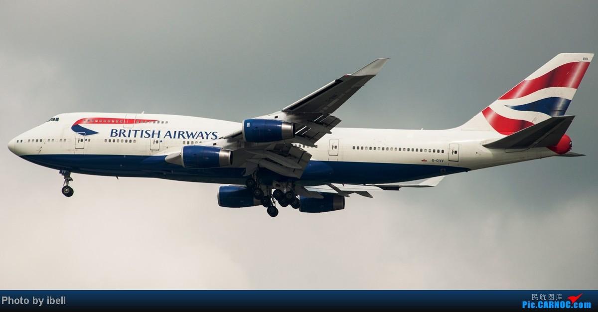 Re:[原创]【SIN樟宜拍机】从ATR到Airbus再到Boeing,包括788,748,更有首都航空! BOEING 747-436 G-CIVV 新加坡樟宜机场