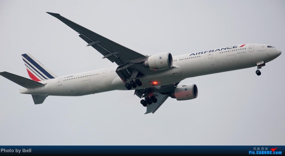 Re:[原创]【SIN樟宜拍机】从ATR到Airbus再到Boeing,包括788,748,更有首都航空! BOEING 777-328(ER) F-GZND 新加坡樟宜机场