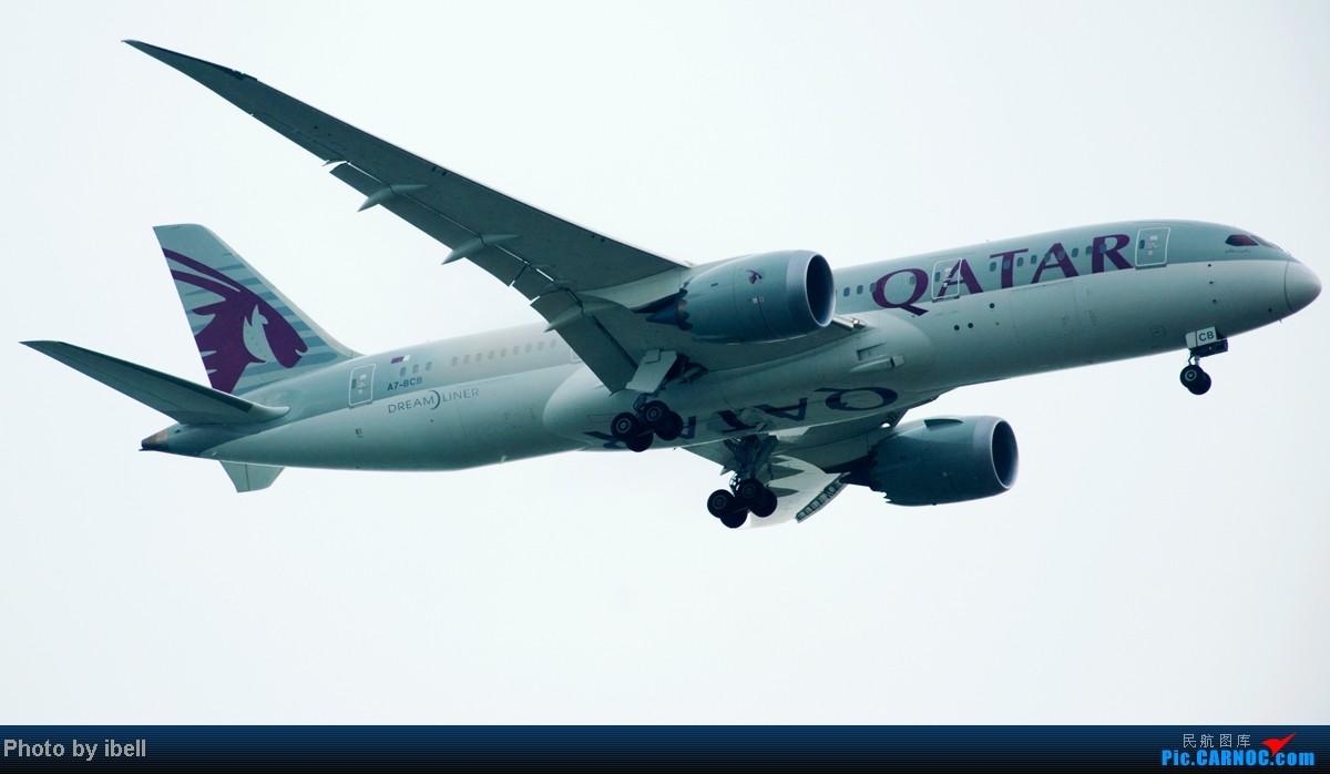 Re:[原创]【SIN樟宜拍机】从ATR到Airbus再到Boeing,包括788,748,更有首都航空! BOEING 787-8 DREAMLINER A7-BCB 新加坡樟宜机场