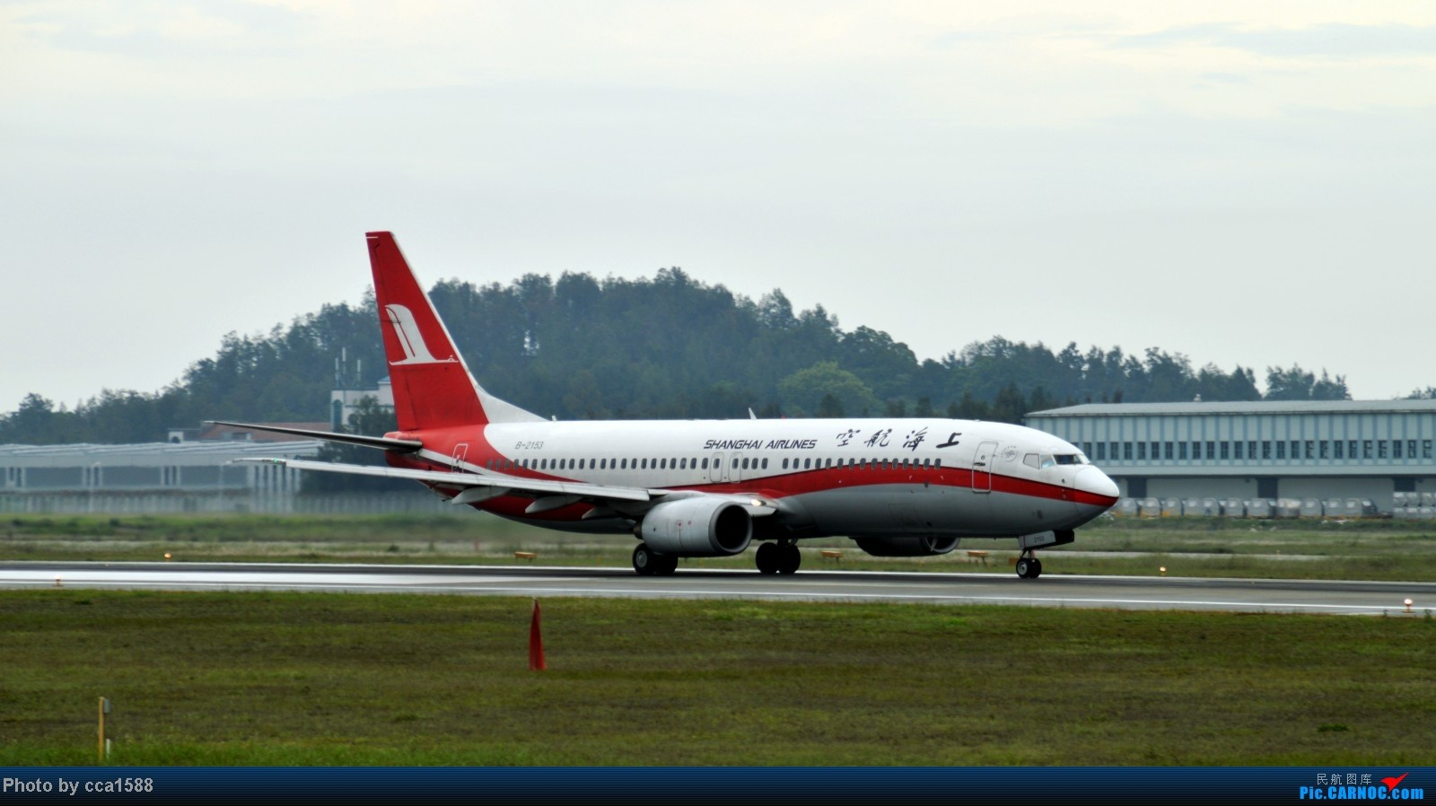 Re:[原创]4.26FOC拍机--烂天出好机,各种奇葩货~~ BOEING 737-800 B-2153 中国福州长乐机场