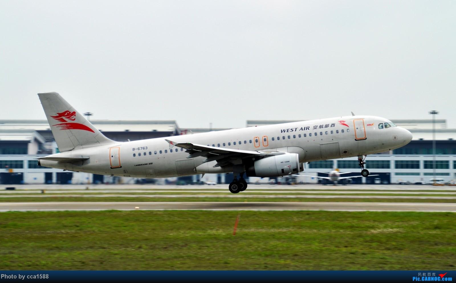 Re:[原创]4.26FOC拍机--烂天出好机,各种奇葩货~~ AIRBUS A320-200 B-6763 中国福州长乐机场