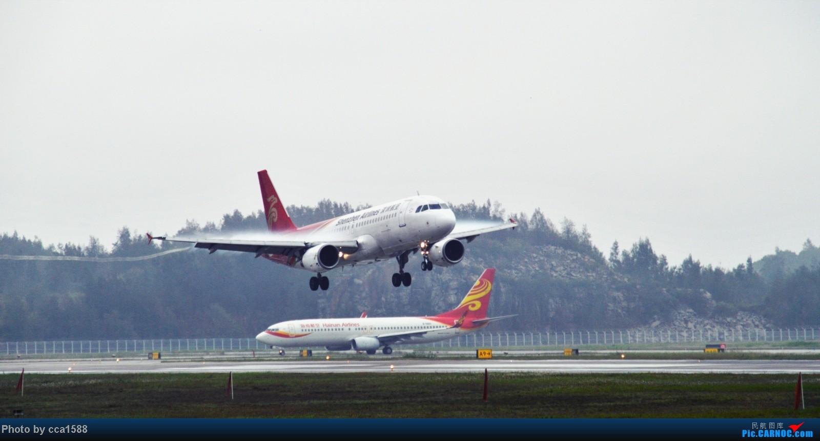 Re:[原创]4.26FOC拍机--烂天出好机,各种奇葩货~~ AIRBUS A320-200 B-6568 中国福州长乐机场