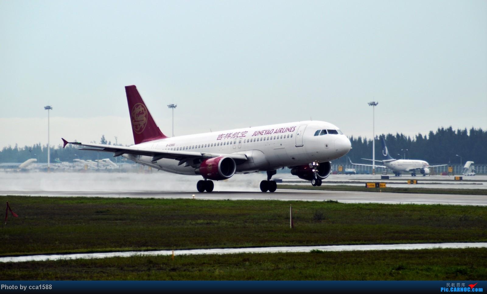 Re:[原创]4.26FOC拍机--烂天出好机,各种奇葩货~~ AIRBUS A320-200 B-6966 中国福州长乐机场