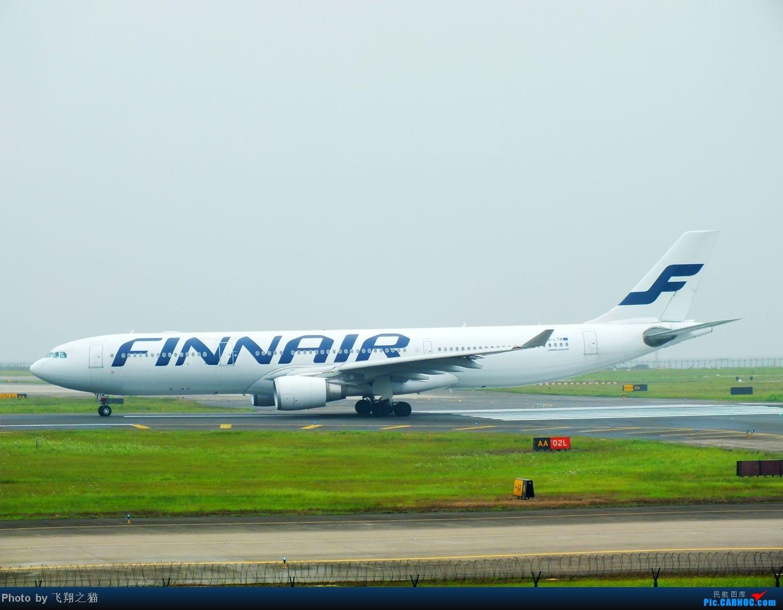 Re:[原创]CKG周末拍机(汉莎MD11F,国航重庆分公司新机1956,英安新舟60)) AIRBUS A330-300 OH-LTM 重庆江北国际机场
