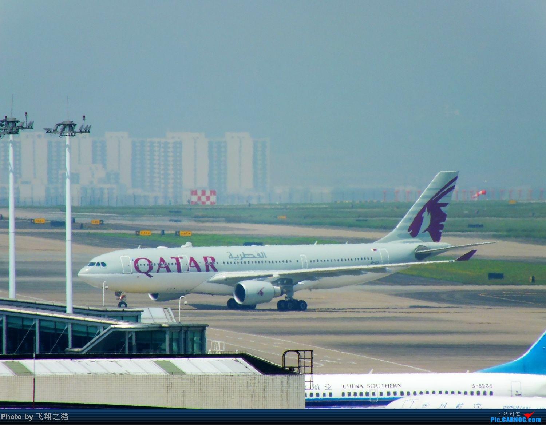Re:[原创]CKG拍机(五一要到来,劳作在机场,为迎熊猫机,晒掉几层皮} AIRBUS A330-200 A7-ACL 重庆江北国际机场