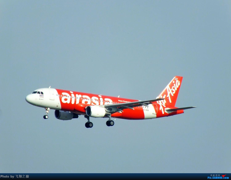 Re:[原创]CKG拍机(五一要到来,劳作在机场,为迎熊猫机,晒掉几层皮} AIRBUS A320-200 HS-BBB 重庆江北国际机场