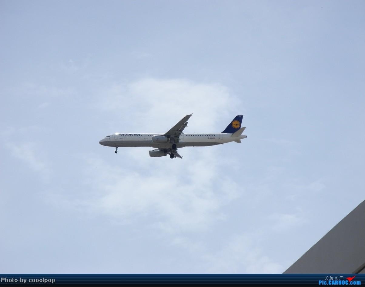 Re:[原创]一个人的 爱琴海 ! A321 D-AIRS 希腊雅典机场