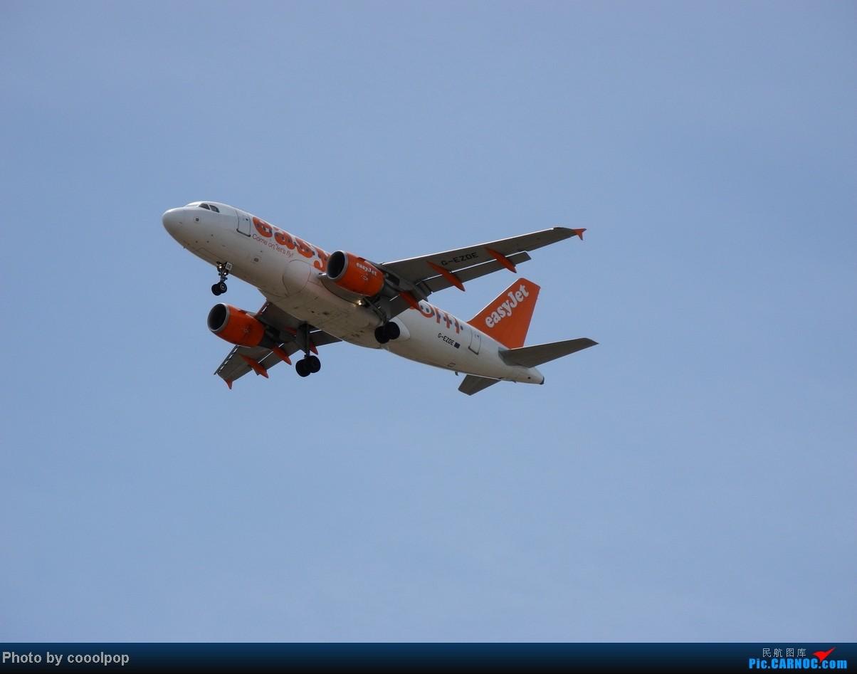 Re:[原创]一个人的 爱琴海 ! A318 G-EZDE 希腊雅典机场