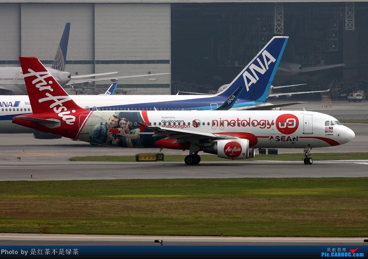 Re:[原创]【红茶拍机】五一香港拍机行,天很烂,好货很多! AIRBUS A320-200 9M-AHG 中国香港赤鱲角机场