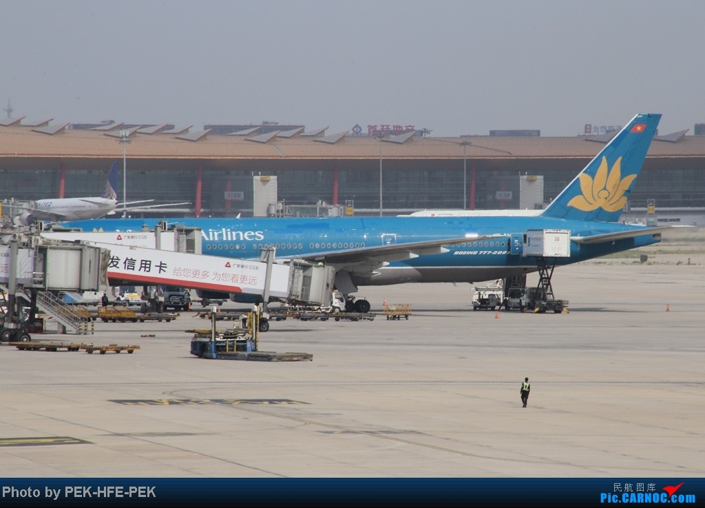 Re:[原创][AutumnKwok]5.1最后一天依然机场走一趟,连续四天去机场~成龙私人机近照,棒子图204    中国北京首都机场