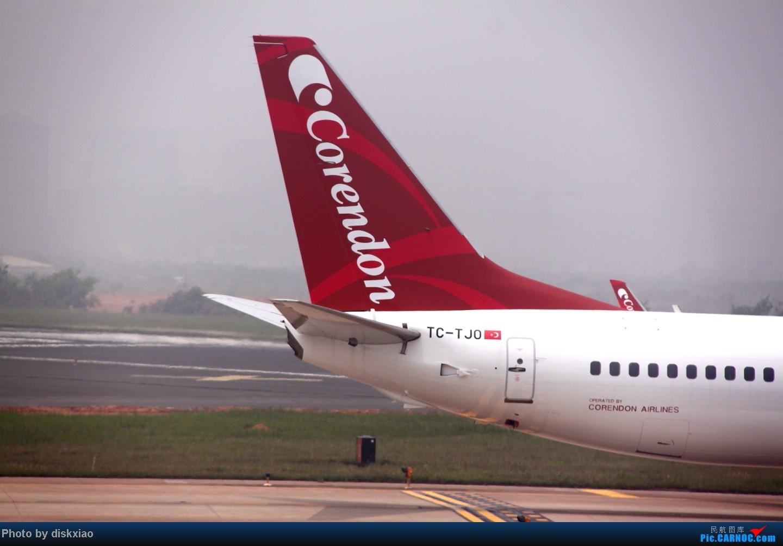Re:[原创]【厦门飞友会】土耳其廉价航空corendon 在厦门 BOEING 737-800 TC-TJO 中国厦门高崎机场