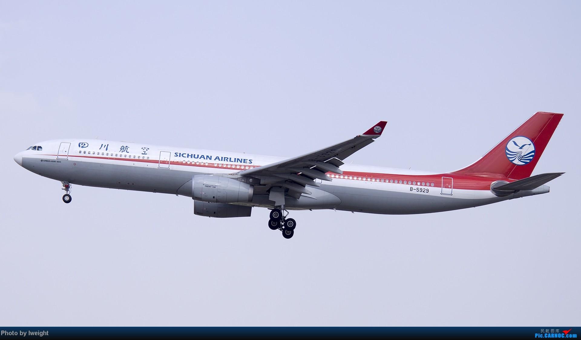 Re:[原创]5月3日首都机场风云变幻的下午 AIRBUS A330-300 B-5929 中国北京首都机场