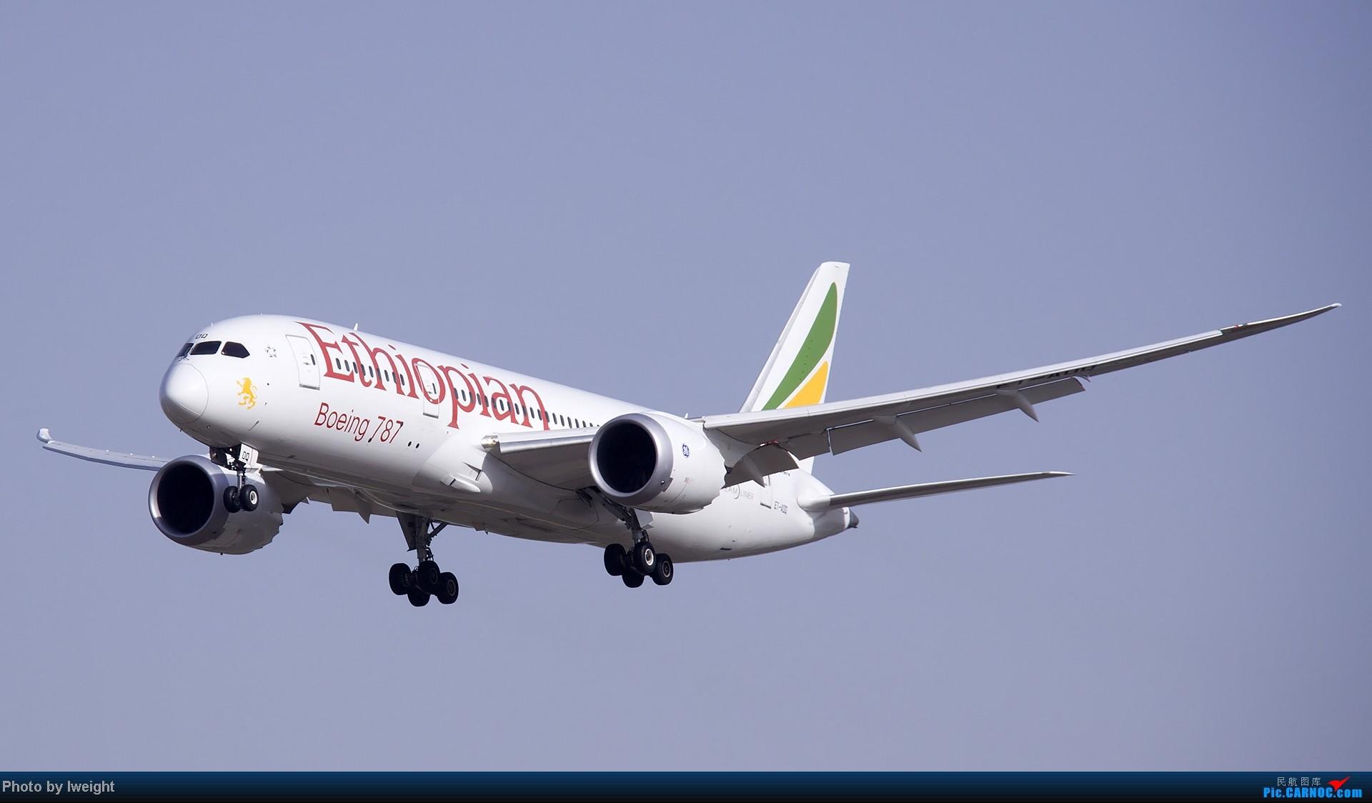 Re:[原创]5月3日首都机场风云变幻的下午 BOEING 787-8 ET-AOQ 中国北京首都机场