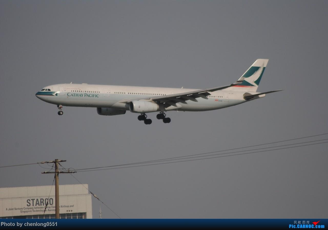 Re:[原创]【合肥飞友会】第一次到PVG拍飞机 都是好货啊! AIRBUS A330-300 B-LAI 中国上海浦东机场