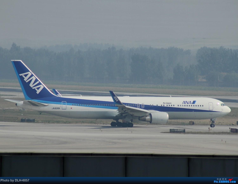 Re:[原创]5月份冒泡发帖~今日大丰收~ BOEING 767-300 JA626A 中国北京首都机场