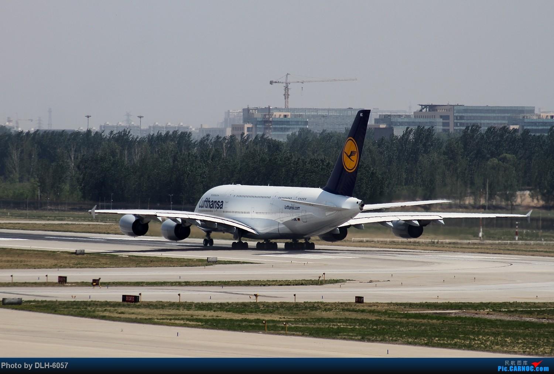 Re:[原创]5月份冒泡发帖~今日大丰收~ AIRBUS A380 D-AIMG ZBAA
