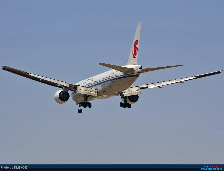 Re:[原创]5月份冒泡发帖~今日大丰收~ BOEING 777-200 B-2069 中国北京首都机场
