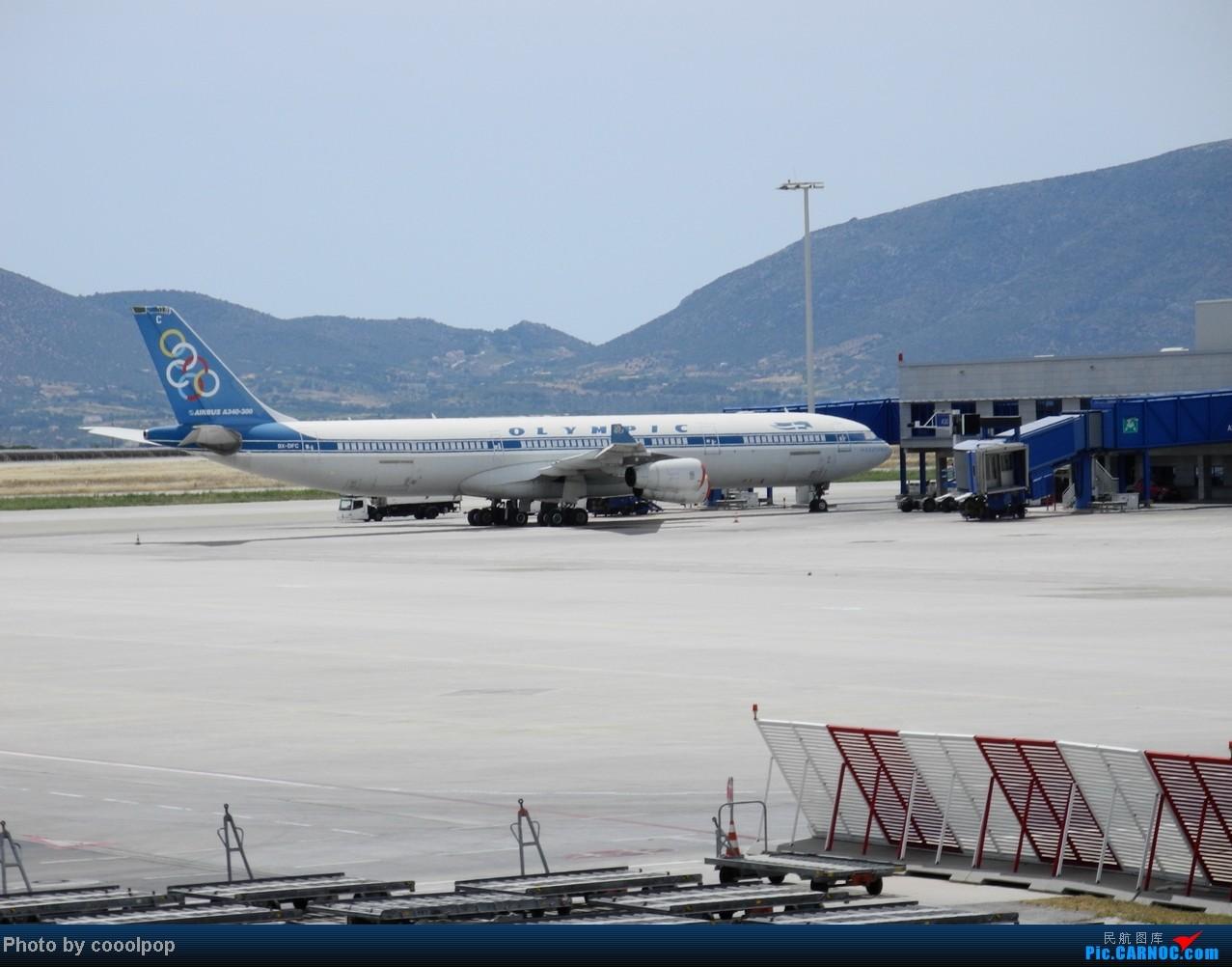 Re:[原创]一个人的 爱琴海 ! A340-300 SX-DFC 希腊雅典机场