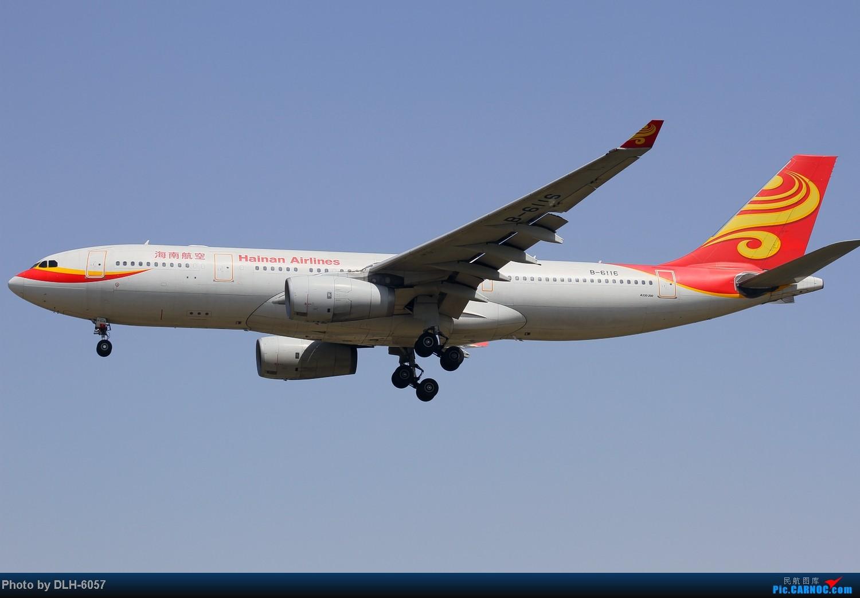 Re:[原创]5月份冒泡发帖~今日大丰收~ AIRBUS A330-200 B-6116 中国北京首都机场