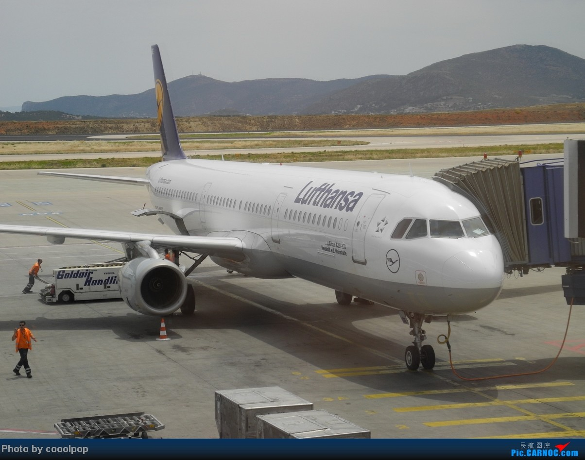 Re:[原创]一个人的 爱琴海 ! A321 D-AISE