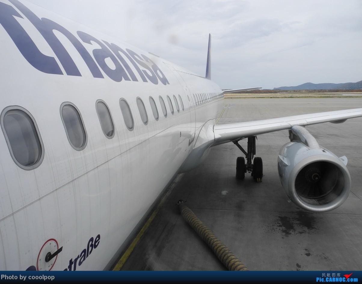 Re:[原创]一个人的 爱琴海 ! A321-200 D-AISE