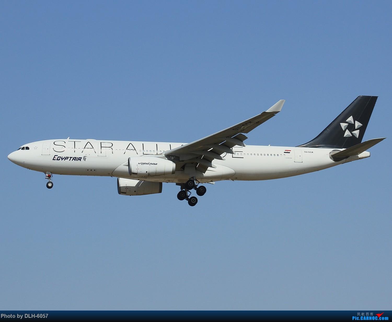 Re:[原创]5月份冒泡发帖~今日大丰收~ AIRBUS A330-200 SU-GCK 中国北京首都机场