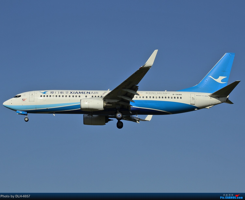 Re:[原创]5月份冒泡发帖~今日大丰收~ BOEING 737-800 B-5688 中国北京首都机场