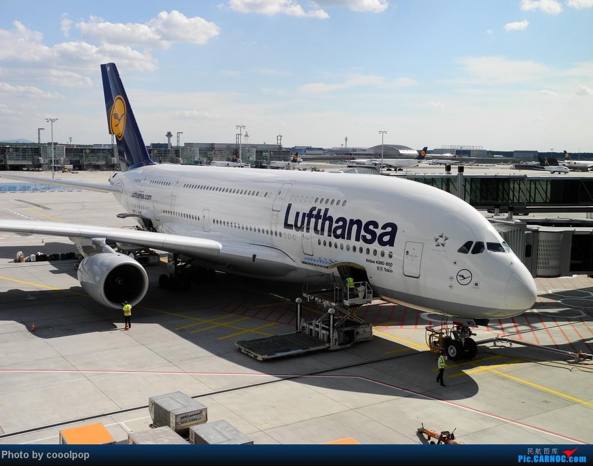 Re:[原创]一个人的 爱琴海 ! A380-800 D-AIMD 德国法兰克福机场