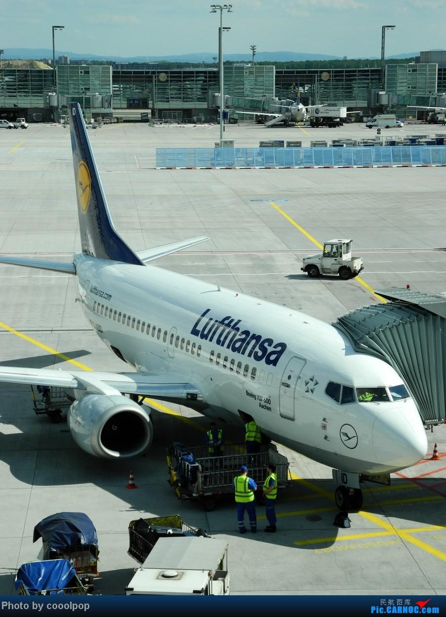 Re:[原创]一个人的 爱琴海 ! B737-500 D-ABID 德国法兰克福机场