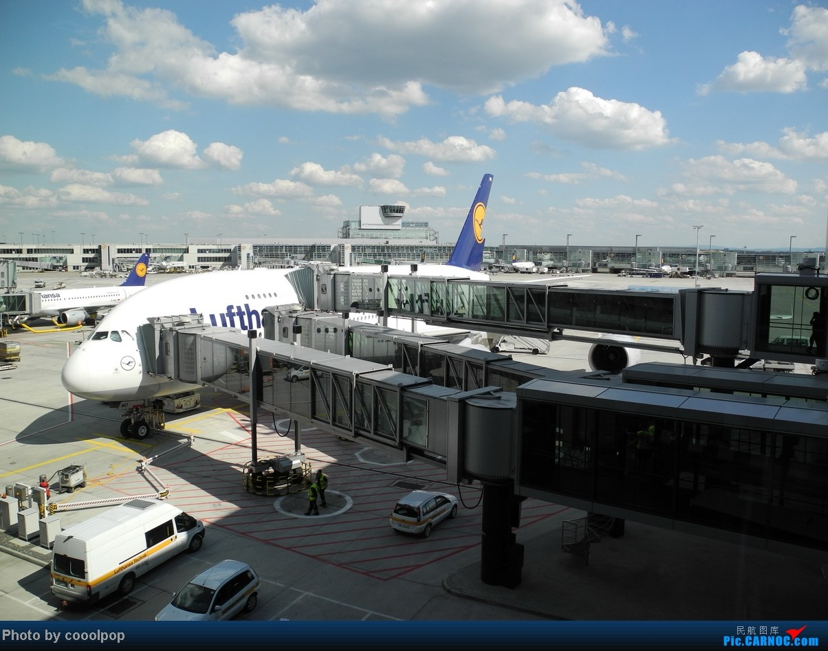 Re:一个人的 爱琴海 ! A380-800 D-AIMD 德国法兰克福机场