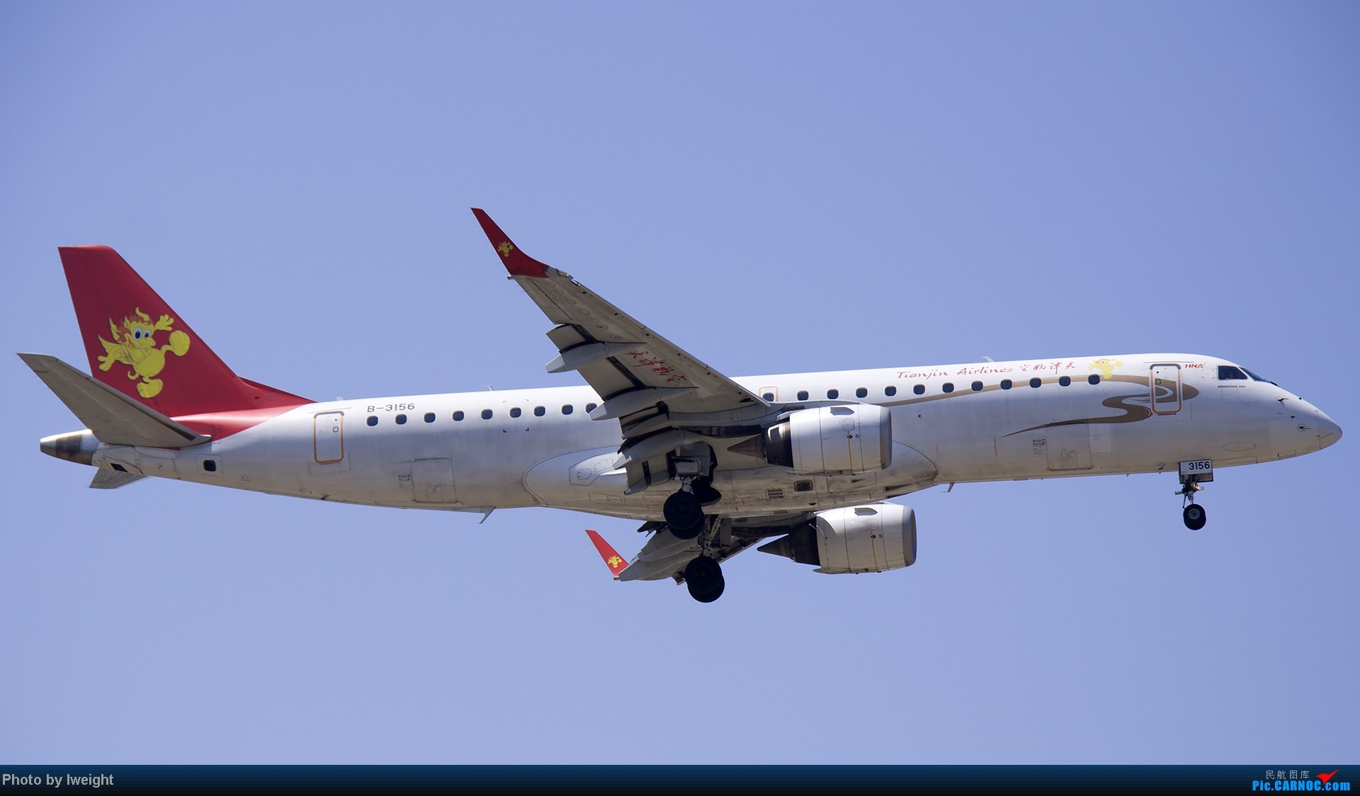 Re:[原创]5月12日PEK好天从01→19→18R EMBRAER ERJ-190 B-3156 中国北京首都机场