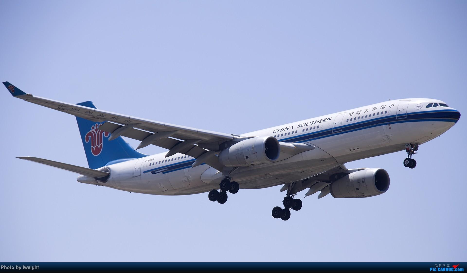Re:[原创]5月12日PEK好天从01→19→18R AIRBUS A330-200 B-6056 中国北京首都机场