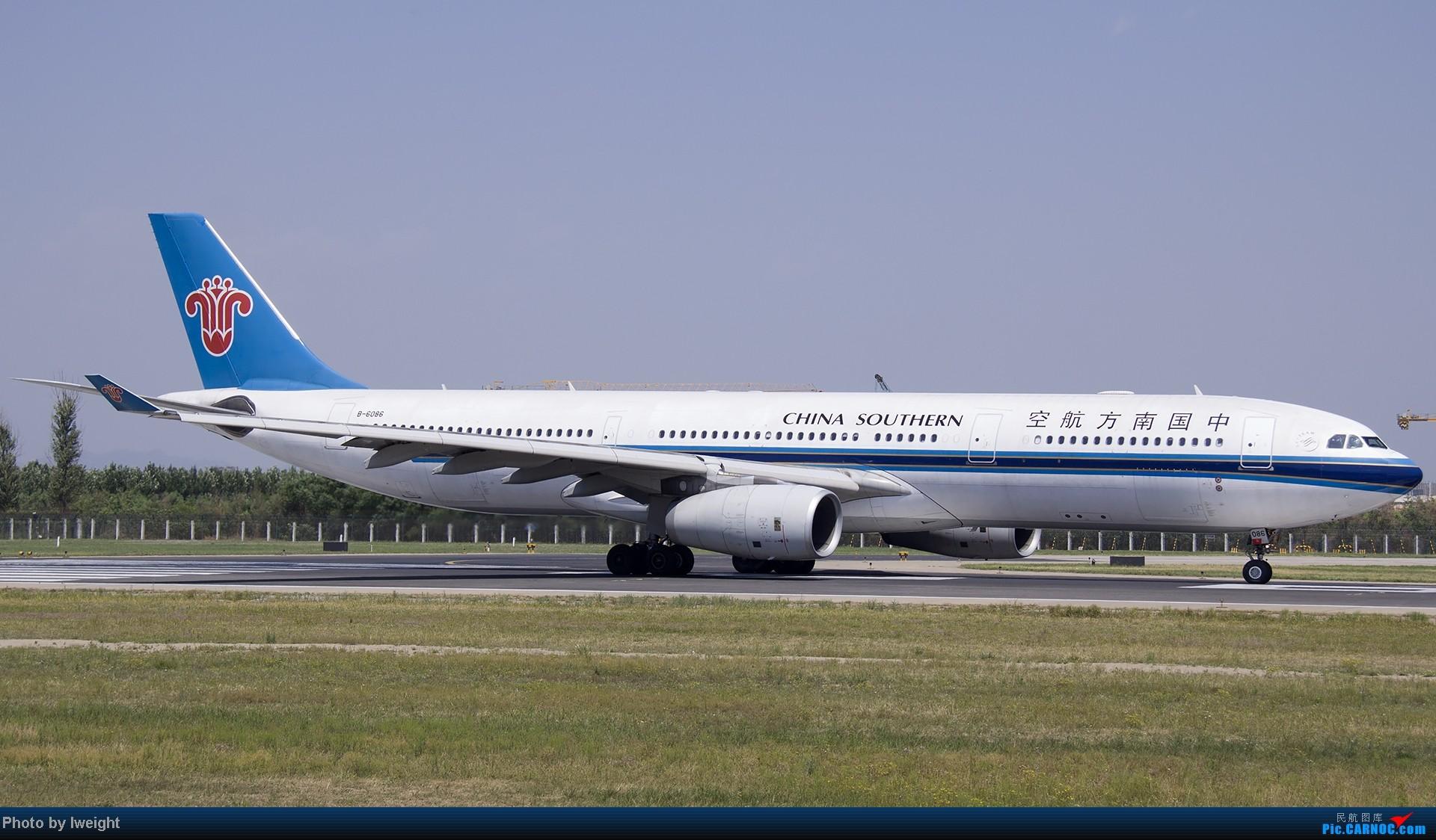 Re:[原创]5月12日PEK好天从01→19→18R AIRBUS A330-300 B-6086 中国北京首都机场
