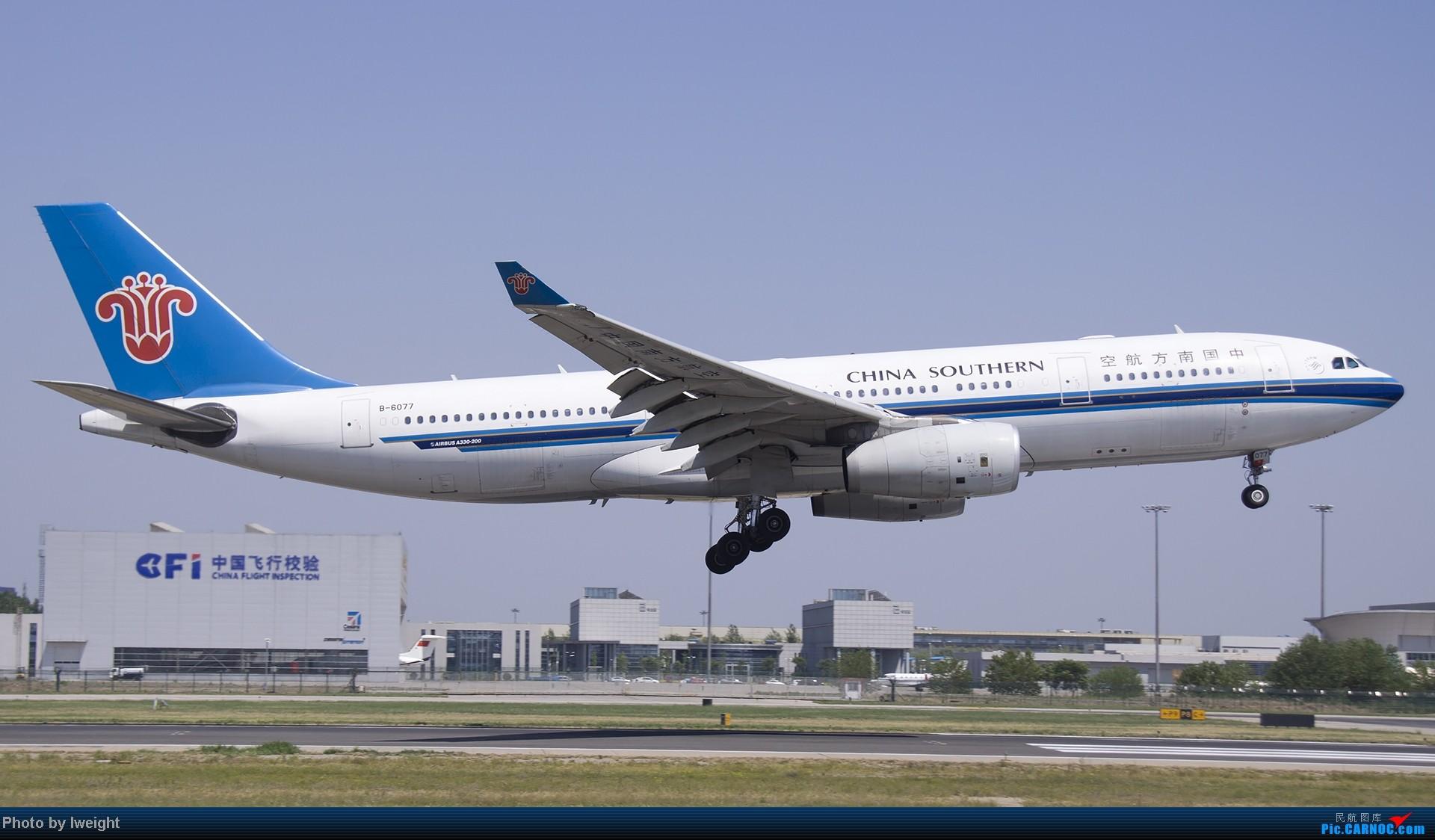 Re:[原创]5月12日PEK好天从01→19→18R AIRBUS A330-200 B-6077 中国北京首都机场