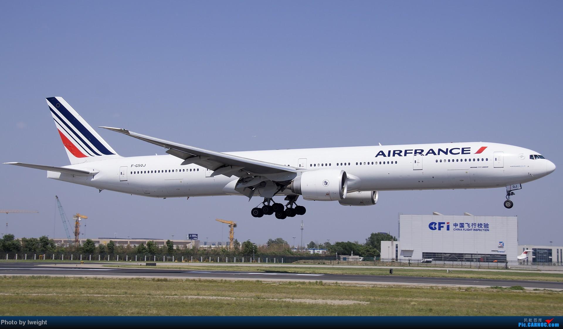 Re:[原创]5月12日PEK好天从01→19→18R BOEING 777-300 F-GSQJ 中国北京首都机场