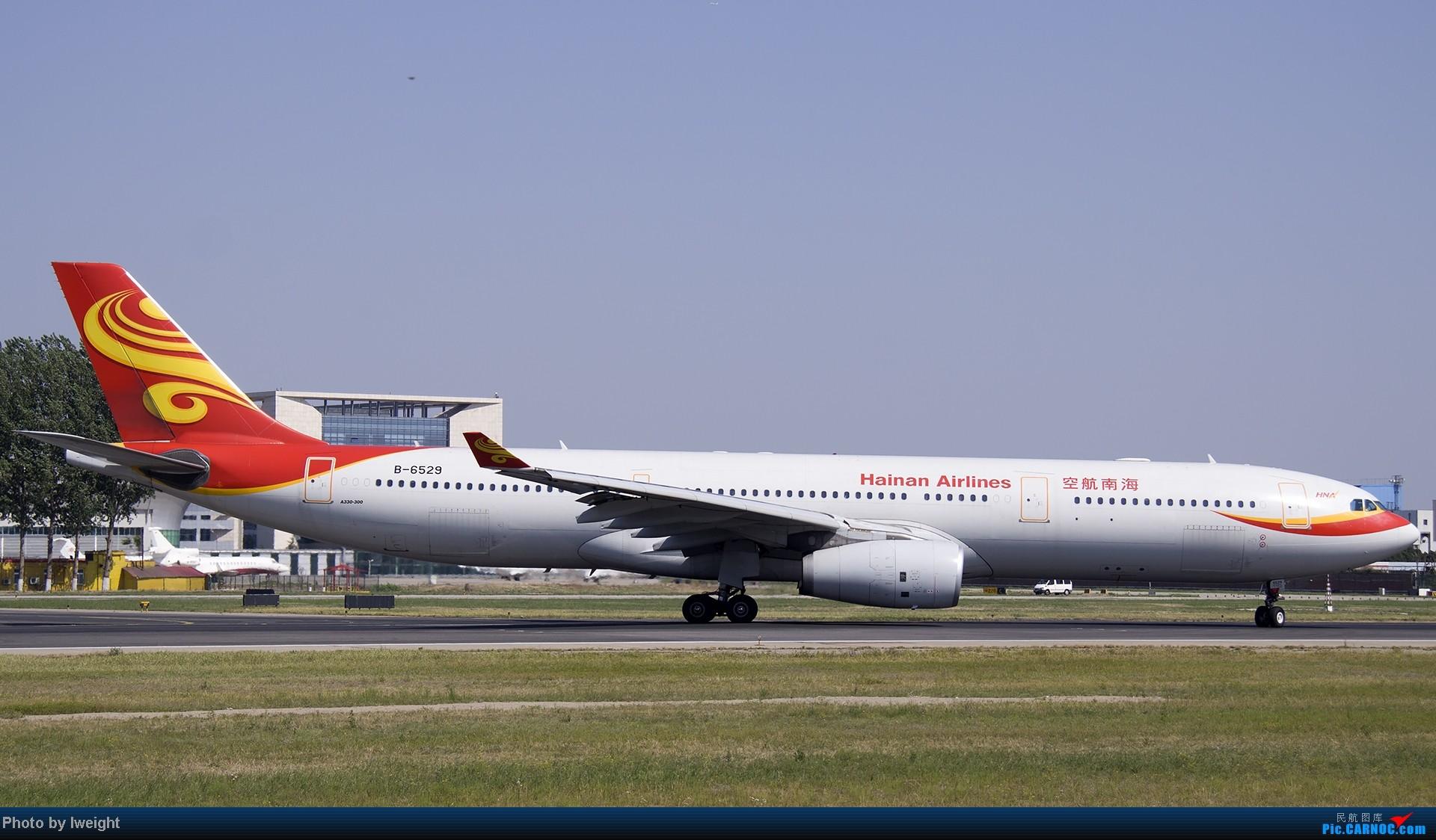 Re:[原创]5月12日PEK好天从01→19→18R AIRBUS A330-300 B-6529 中国北京首都机场