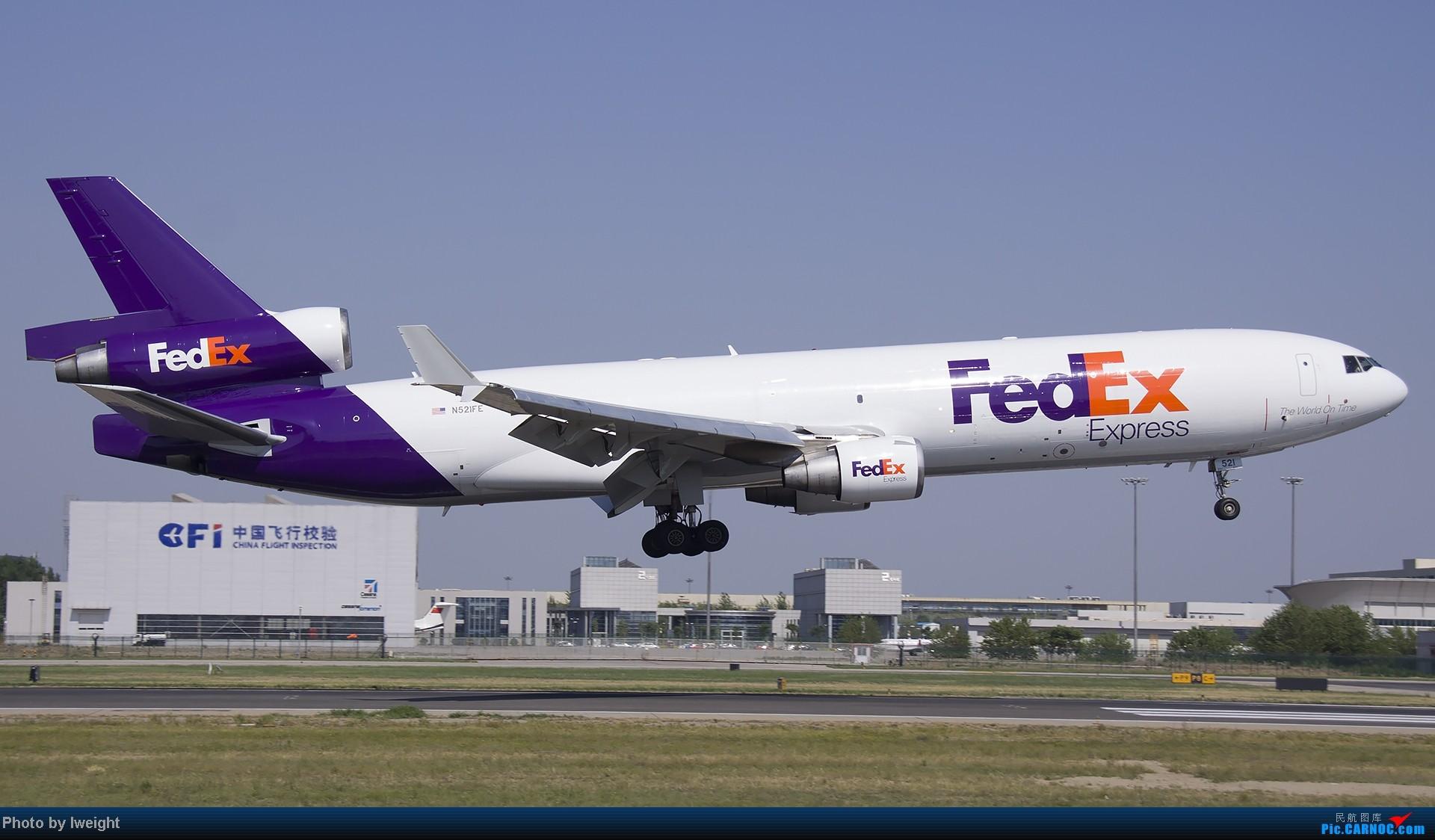 Re:[原创]5月12日PEK好天从01→19→18R MCDONNELL DOUGLAS MD-11 N521FE 中国北京首都机场