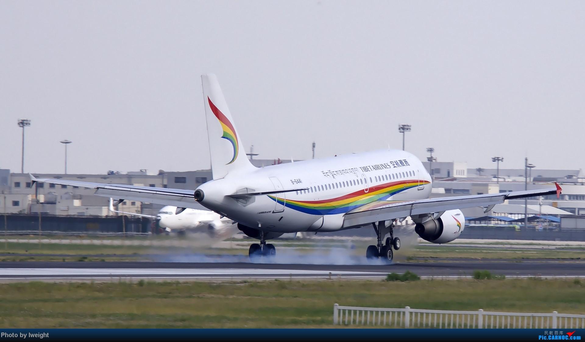 Re:[原创]5月12日PEK好天从01→19→18R AIRBUS A319-100 B-6441 中国北京首都机场