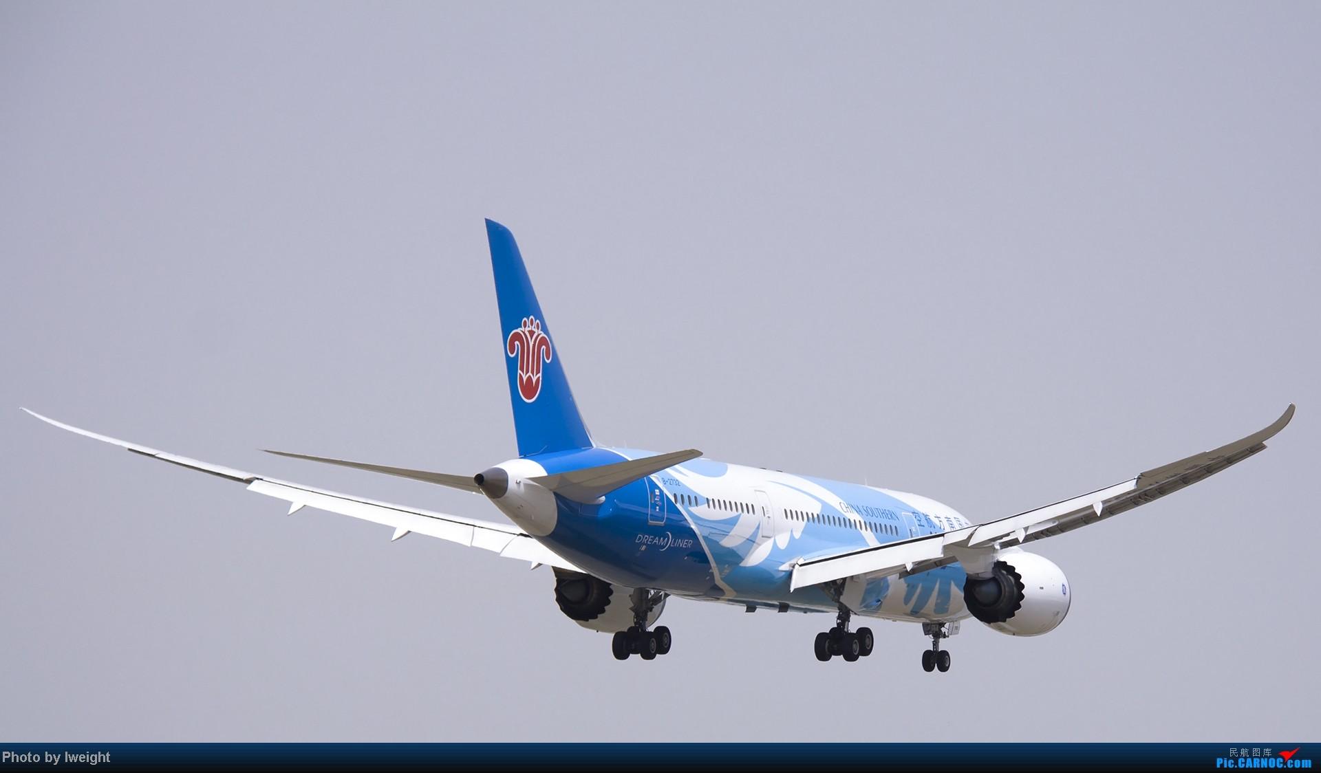 Re:[原创]霾天首都机场随拍 BOEING 787-8 B-2732 中国北京首都机场