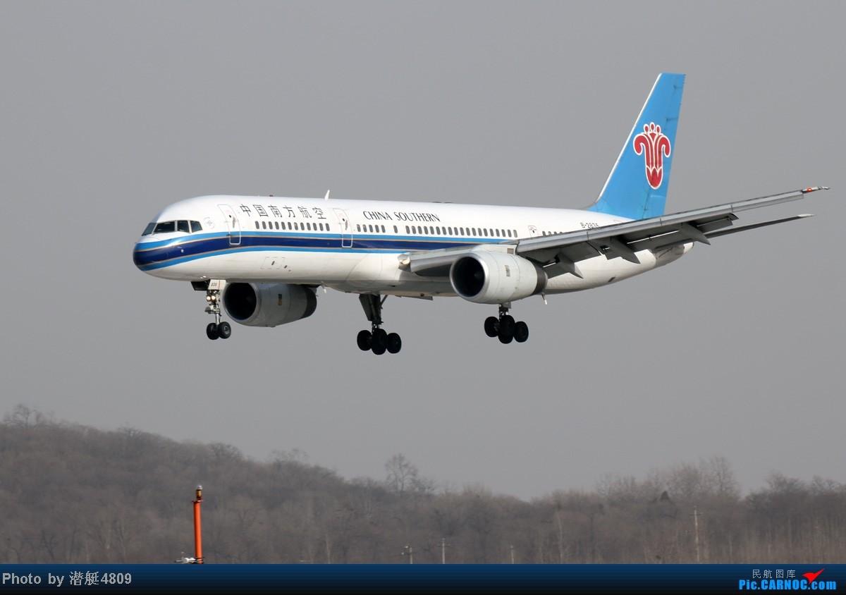 Re:[原创]CGO757 BOEING 757-200 B-2825 中国郑州新郑机场