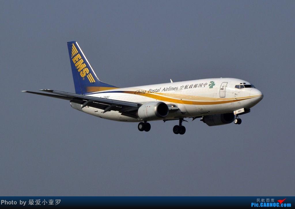 Re:[原创]炒冷饭之最后一次在CAN三炮工地拍机 BOEING 737-300 B-2661 中国广州白云机场