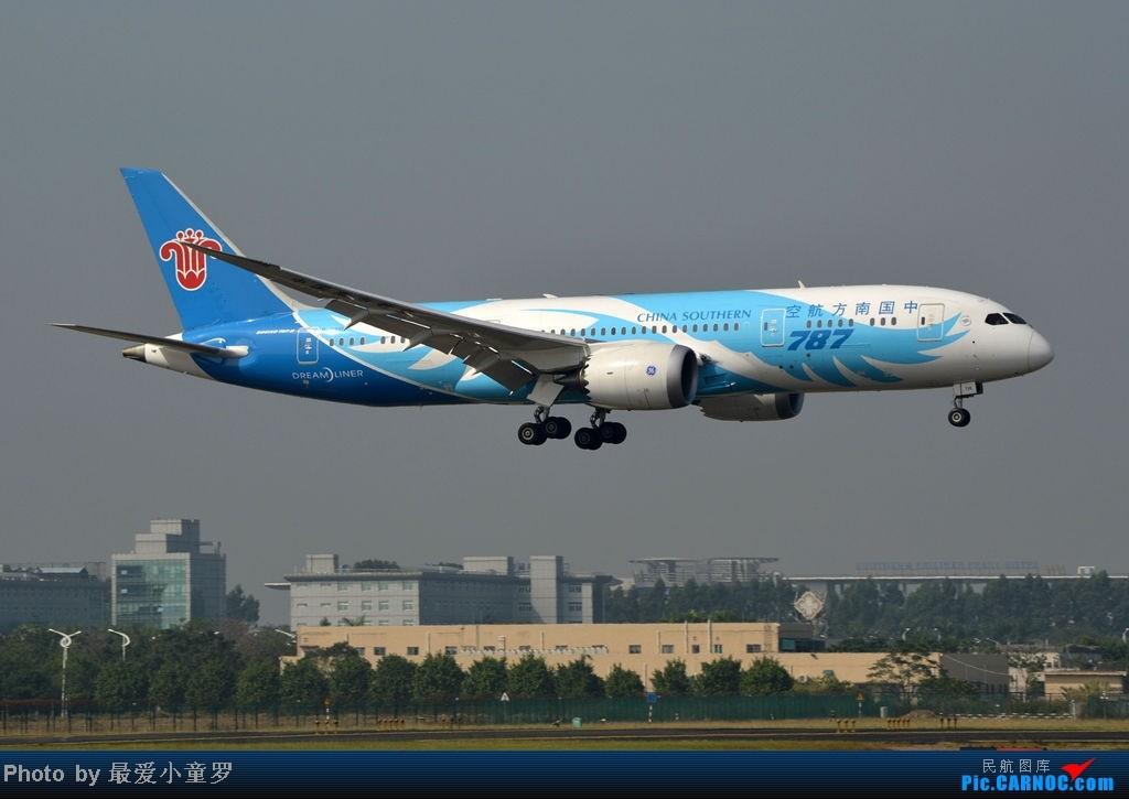 Re:[原创]炒冷饭之最后一次在CAN三炮工地拍机 BOEING 787-8 B-2725 中国广州白云机场