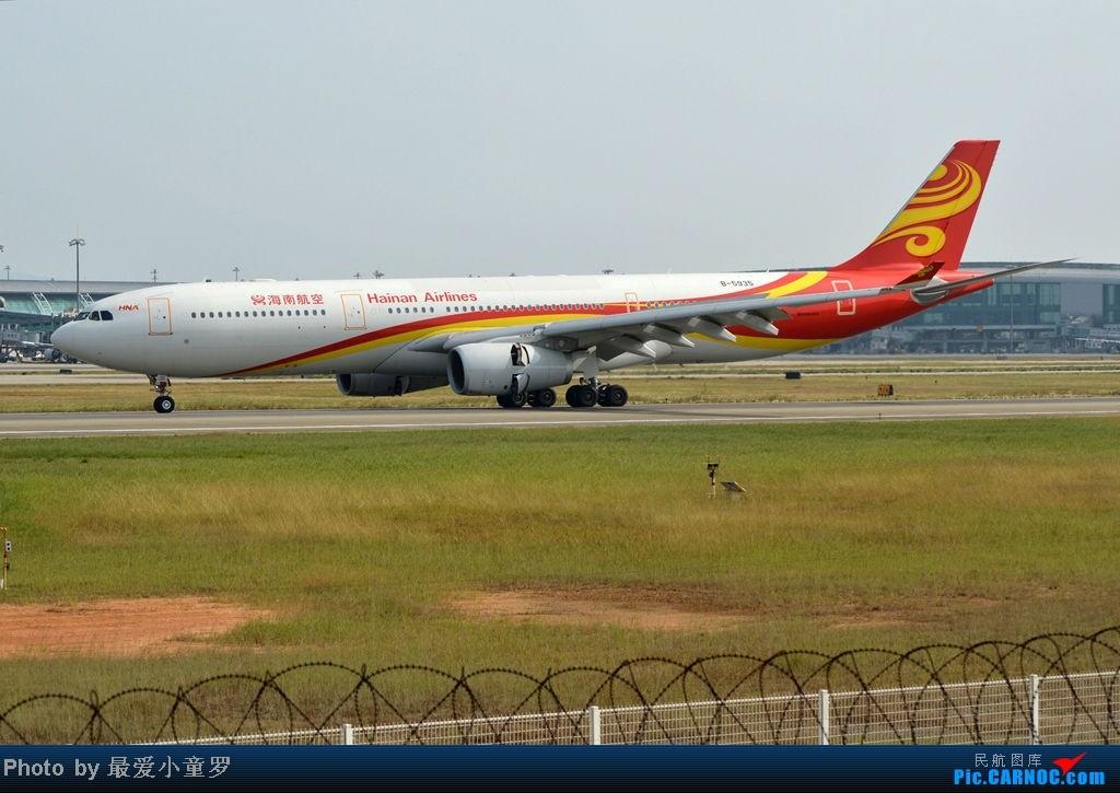 Re:[原创]炒冷饭之最后一次在CAN三炮工地拍机 AIRBUS A330-300 B-5935 中国广州白云机场