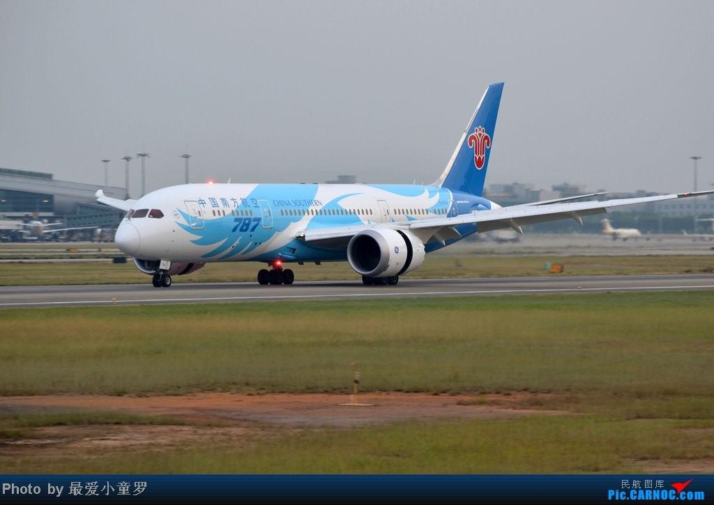 Re:[原创]炒冷饭之最后一次在CAN三炮工地拍机 BOEING 787-8 B-2732 中国广州白云机场