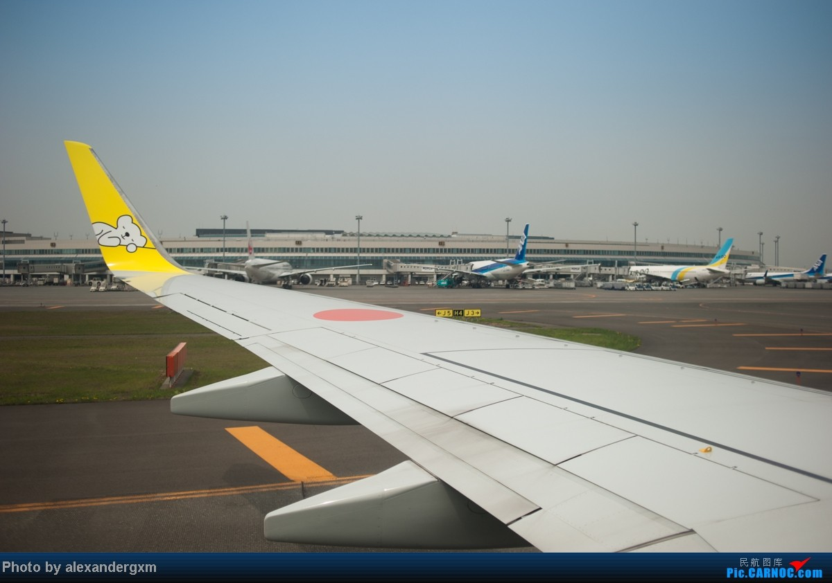 Re:[原创]【辽宁飞友会】飞行游记冈山-新千岁+札幌-羽田-冈山(737+763+788)    日本千岁机场